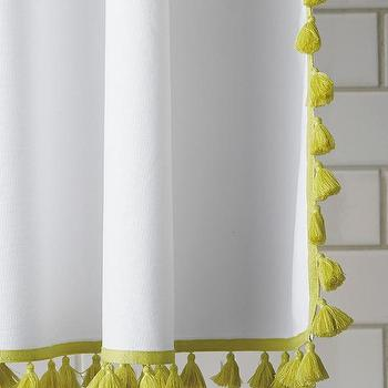 Yellow Medallion Shower Curtain - Products, bookmarks, design ...