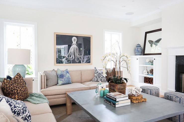 view full size beautiful living room - Cyan Living Room Decor