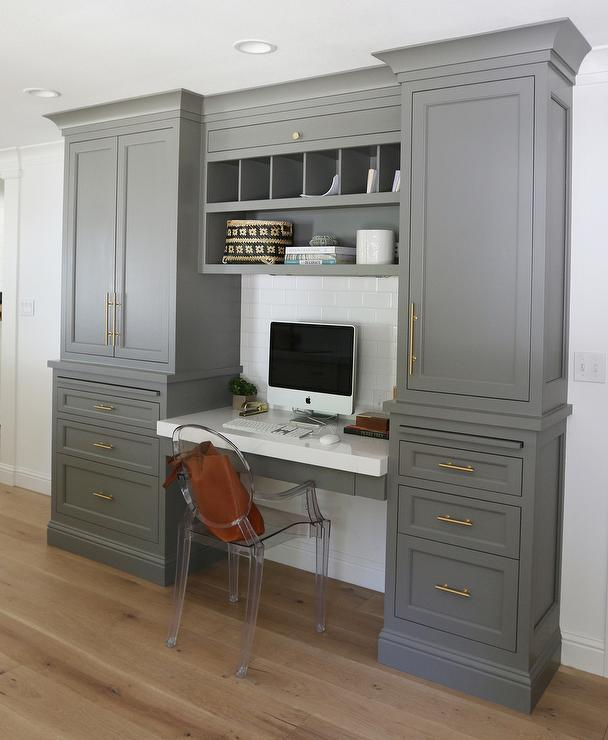 chelsea gray cabinets transitional kitchen benjamin ForChelsea Gray Kitchen Cabinets
