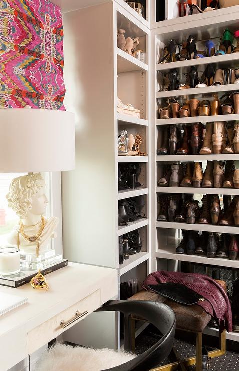 Desk In Walk In Closet