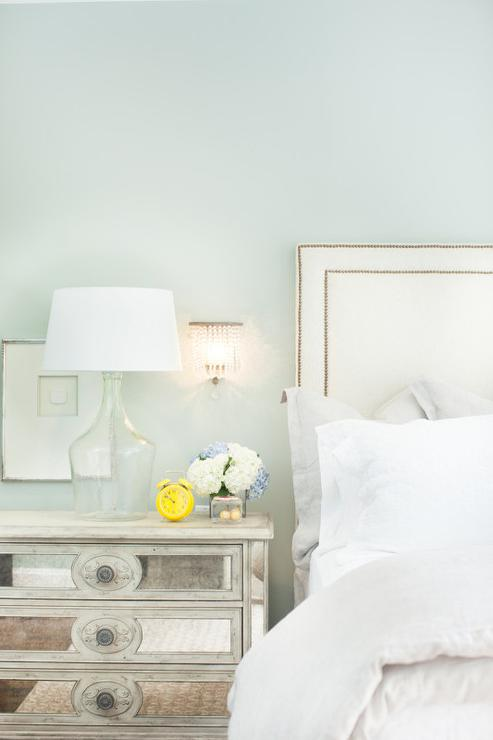 Cream Bedroom Decor: Cream And Blue Bedrooms