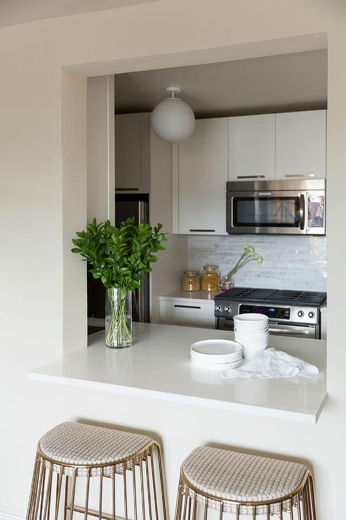 Kitchen Pass Through Design Ideas