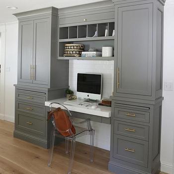 Charmant Chelsea Gray Cabinets