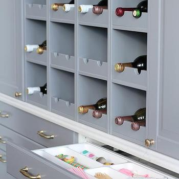 Built In Wine Rack Design Ideas