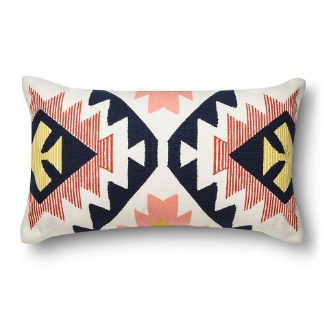 listing throw coastal mermaid il salmon coral pillow cushion inch anchor lumbar patio stripe outdoor