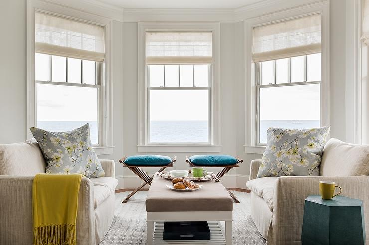 Living Room Bay Window Sofas