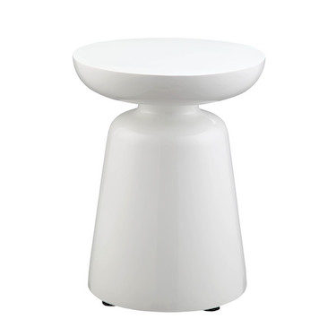Martini Side Table west elm martini side table look for less