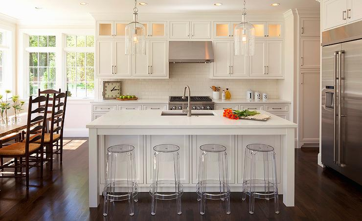 off center kitchen island design ideas