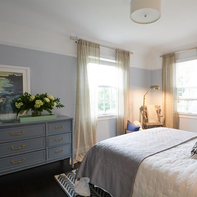 Bedroom Decor With Grey Walls