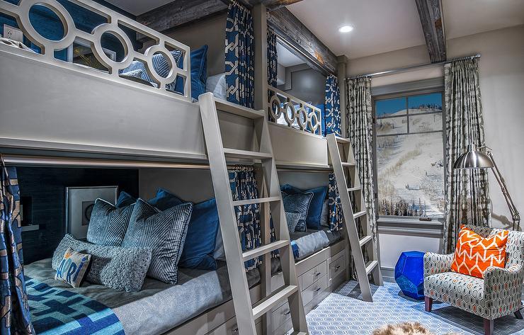 Bunk Bed Curtains Design Ideas