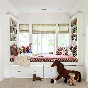 Daybed Window Seat Design Ideas