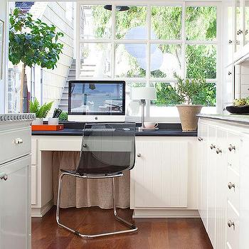 Kitchen Desk Ideas Entrancing Built In Kitchen Desk Design Ideas Decorating Inspiration