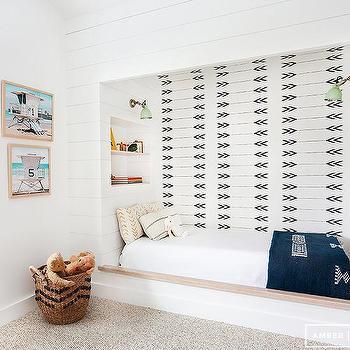 Kids Bedroom Nook kids bedroom nook design ideas - best bed nook ideas on pinterest