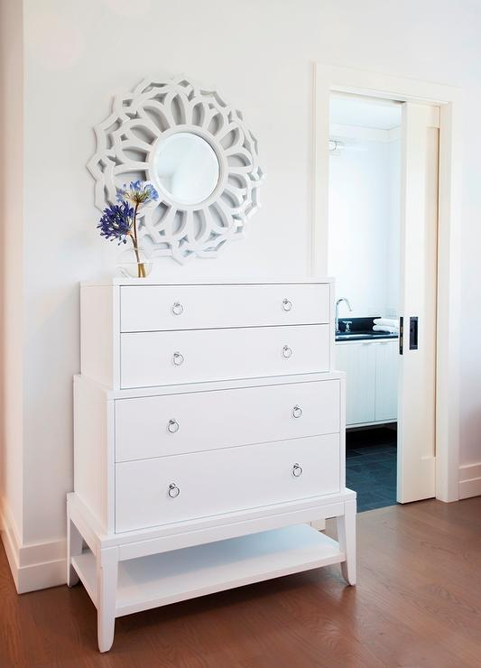 pandora tall 4 dresser - White Bedroom Dresser