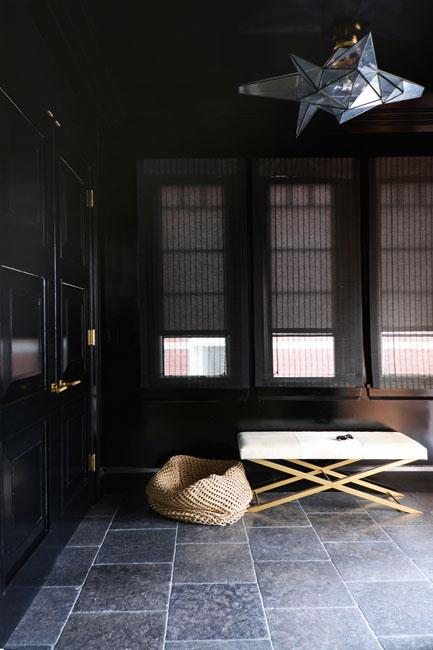 Black Built In Cabinets Design Ideas