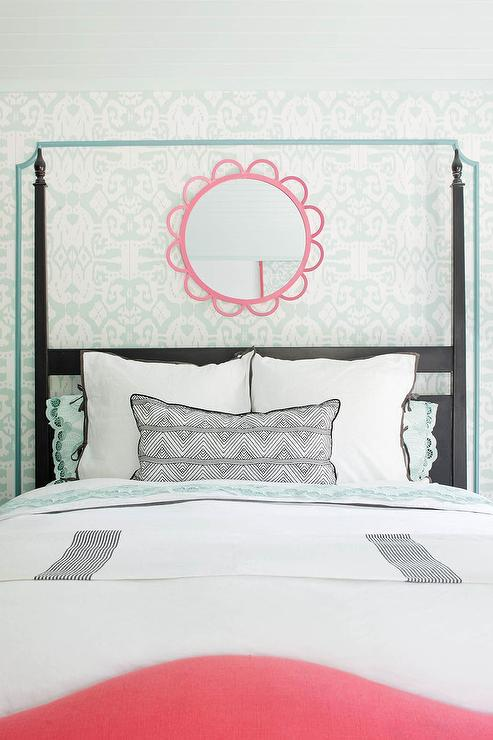 view full size. Black Poster Bed Design Ideas