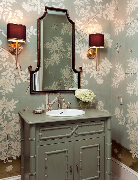bamboo bathroom vanity  transitional  bathroom  grace happens, Home design