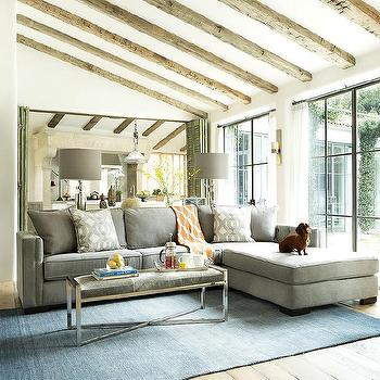 Interior design inspiration photos by jeff lewis design for Jeff lewis living room designs