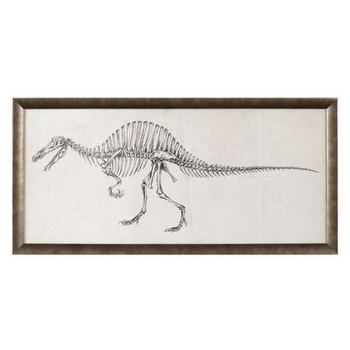 Dinosaur Wall Art At Redenvelope Com