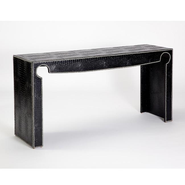 jar designs furniture. Jar Designs Priscilla Black Console Furniture