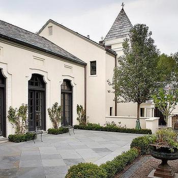 French Home Exterior Design Ideas