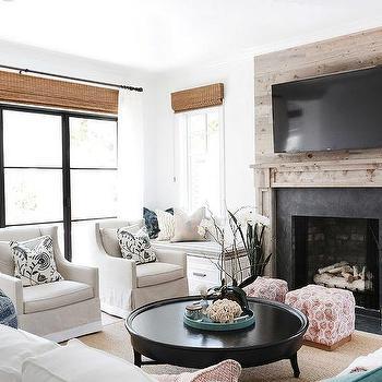 Shiplap Fireplace Design Decor Photos Pictures Ideas