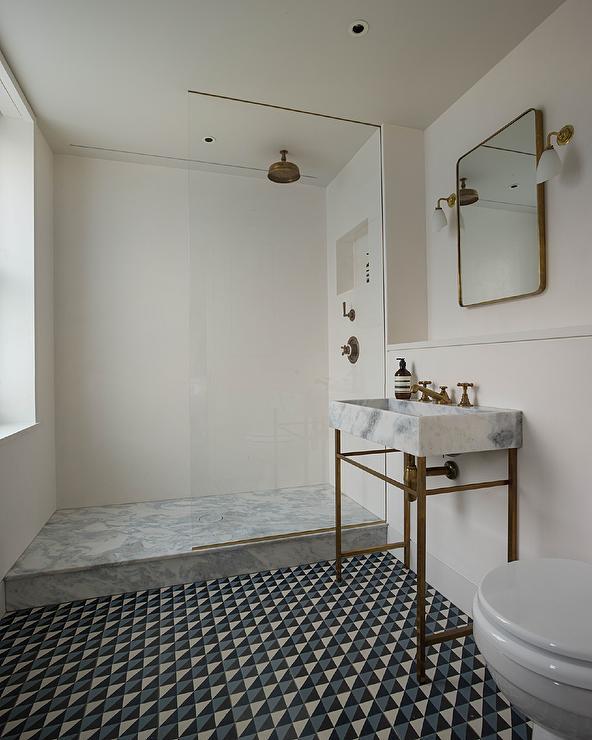 Brass Bathroom Sconces Design Ideas – Brass Bathroom Mirror