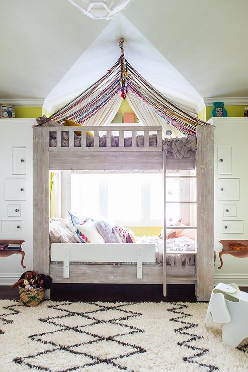 Girls Bunk Beds Design Ideas