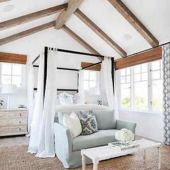 Cottage Bedroom Sitting Area