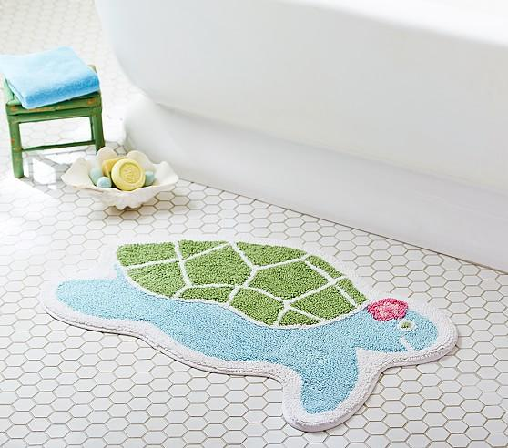 White Cloud Bath Mat