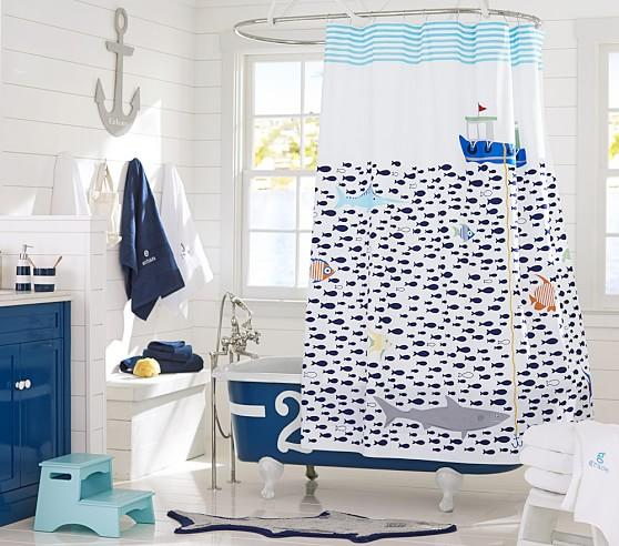 Sheer Shower Curtain White Frogs Shower Curtain