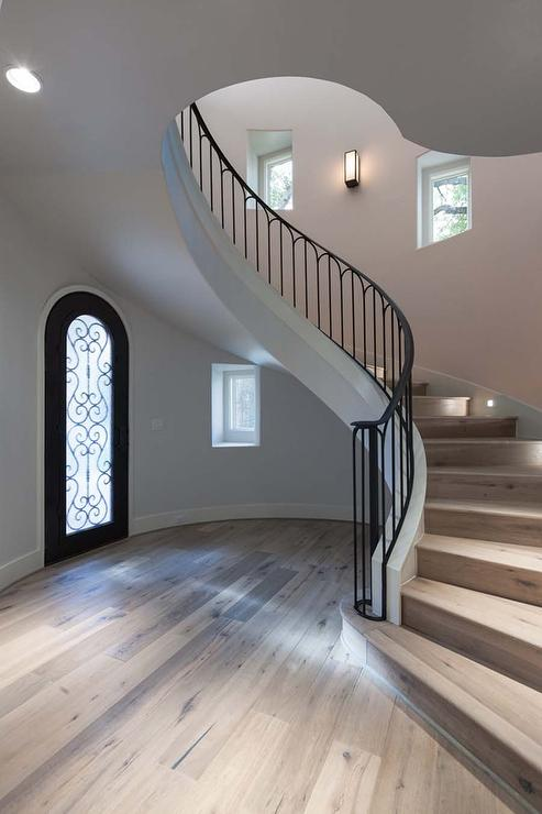 Door Under Staircase Design Ideas