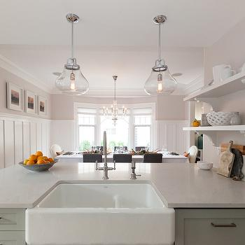 White Kitchen Lighting Kitchen peninsula lighting design ideas kitchen peninsula with farmhouse sink workwithnaturefo