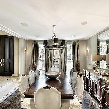 Sunken Formal Dining Room