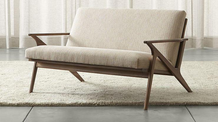 Superb Cavett Twine Loveseat Cjindustries Chair Design For Home Cjindustriesco