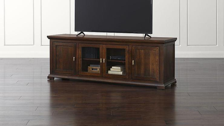 Crowne 72 Inch Brown Media Console