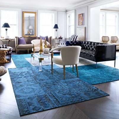 Remembrance Tidal Blue Carpet Tile