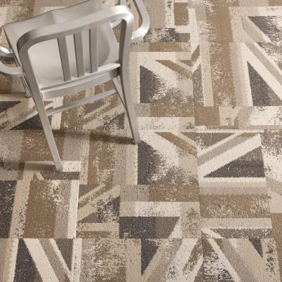 Hey Jack Taupe Carpet Tile View Full Size