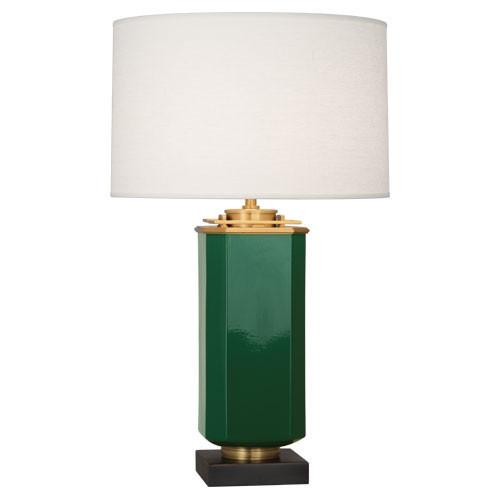 Mary Mcdonald Empire Cactus Green Table Lamp By Robert Abbey