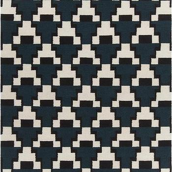 geometric rug pattern geometric patterned avon collection blue and black white handwoven area rug by chandra rugs lines geometric