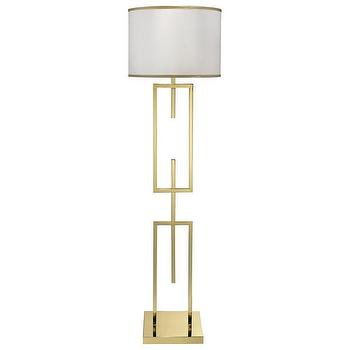 Jamie young arma brass floor lamp products bookmarks design jamie young arma brass floor lamp aloadofball Image collections