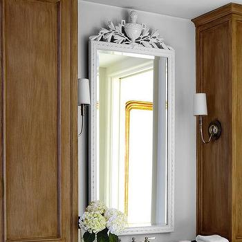 two tone bathroom cabinets