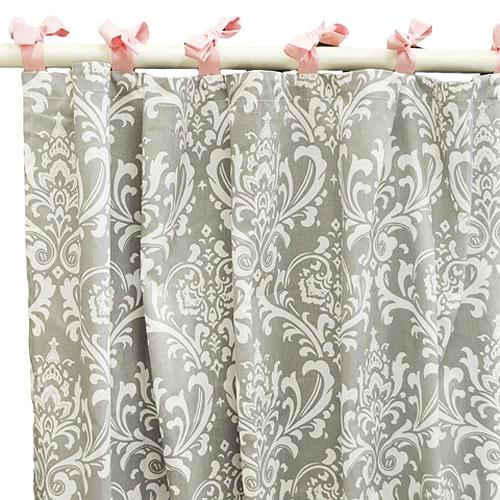 Ellie Gray Curtain Panels