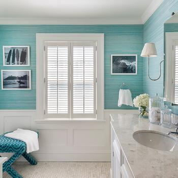 Bathroom Ideas Turquoise turquoise bathroom design ideas