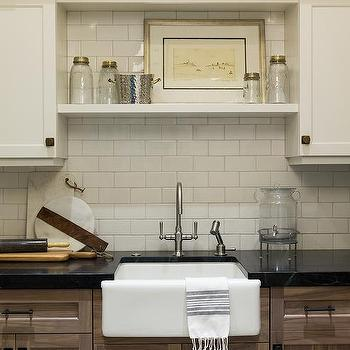 Walk In Pantry Farmhouse Sink Design Ideas