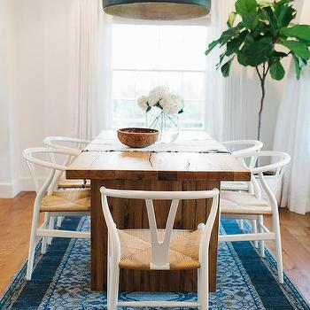Russian Oak Dining Table Design Ideas