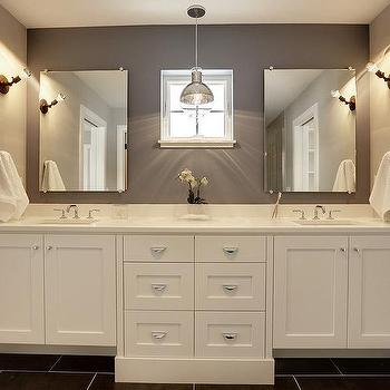 Grey Bathroom Cabinets Design Ideas, Bathroom White Cabinets