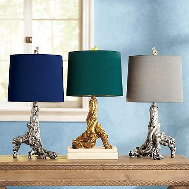 Stirling Table Lamp In Various Colors