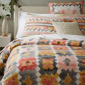 Solarized Duvet Cover Shams West Elm