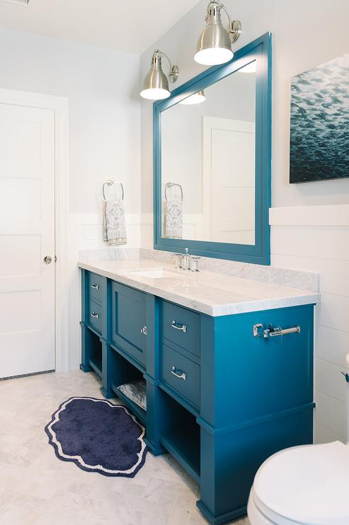 view full size. Gray And Blue Bathroom Design Ideas